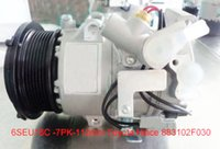 Wholesale 6SEU16C PK car air compressor Toyota Hiace oem F030 China supply