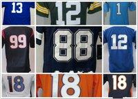 beckham jersey kids - youth kids football shirt jj watt Odell Beckham jr Peyton Manning Andrew Luck Aaron Rodgers Cam Newton Dez Bryant sport Jerseys