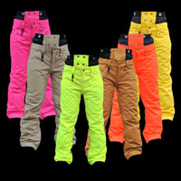 Wholesale Snowboard Pantalones Women Ski Pants Girls Skiing Pant Snowboarding Pants Windproof Waterproof Thermal Skate Pant New