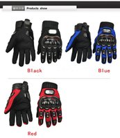 Wholesale 2016 Hot Sale Fashion Professional Full Finger Gear Protective Motorcycle Motocross Racing Gloves Outdoor Sports Gloves