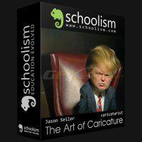 arts multimedia - Schoolism The Art of Caricature with Jason Seiler