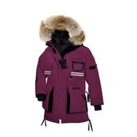Wholesale Flash Sale Brand Women Snow Mantra Coats Heli Arctic Jackets Thick Warm Casual Fur Collar Winter Windproof Hooded Outdoor Parkas