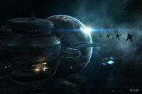 animal games online - A289 eve online Game Art Silk Poster Room Wall Decor