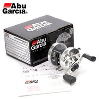 Wholesale 100 Original Abu Garcia Brand AMBS BB g Max Drag kg Drum Fish Wheel Saltwater Boat Trolling Fishing Reel