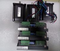 Wholesale Axis CNC control system stepper motor nema OZ NM and stepper driver M542 DSP