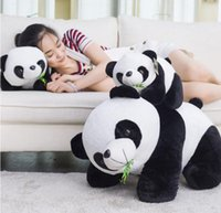 bear hug pillow - Panda plush toy doll queen bear hug pillow puppet doll doll Children s Day gift