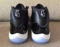 Wholesale Air retro Space Jam s XI Black Varsity Royal boy atheletic shoes online sale quality