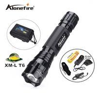 T6 adventure lights - 501B set Mini Flashlight Cree xml t6 LED Tactical Flashlight flash light waterproof led torch for outdoor adventure camping battery