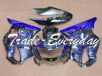 Wholesale Complete fairing kit fits for CBR600 F4 CBR600 F4 Dark Blue Black L69 fairing
