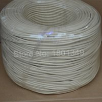 apricot power - m Light Apricot Color Vintage Style Edison Light Lamp Cord Grip Twisted Fabric Lighting Flex Electric Cable