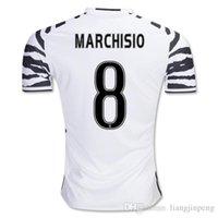 Wholesale Best quality Send Free Juventus jerseys pogba DYBALA HIGUAIN buffon morata shirt
