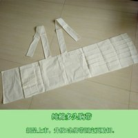 band surgery - Pure hot cotton long chest with thoracic and abdominal surgery after abdominal bandage postpartum abdomen with fixing band