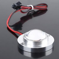 Wholesale 1pc New Round LED High Power Brake Taillight W V High Power LED Bulb Car Lighting