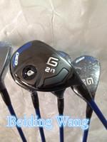 Wholesale Golf G30 Rescue Hybrid Woods Degree With Graphite Shaft Regular Flex Golf G30 Wood Set Clubs