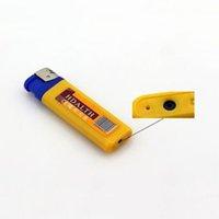 Wholesale Lighter Mini DV USB Spy DVR Hidden Camera Video Recorder Yellow x