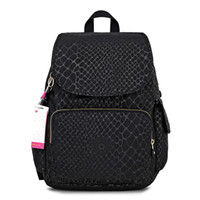 Wholesale popular women backpack nylon women backpack