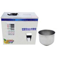 Wholesale 1 g Weighing and Filling Machine for Powder Tea Seed Bean Particle V W