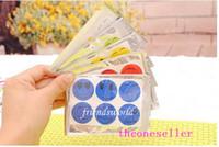 Wholesale 6000 Packs Anti Mosquito Repellent Sticker Patch Citronella Mosquito Killer Smiling Face Drive Midge