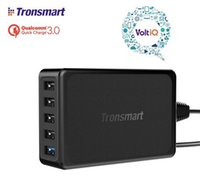 alibaba factory - Alibaba factory sell tronsmart ports quick charge USB W desktop charging for all smart phone