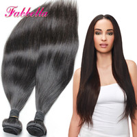 affordable virgin indian hair - Fabbella Affordable Hair Extensions Supplier Natural Human Hair inch Brazilian Peruvian Indian Remy Hair No Tangle No Shedding