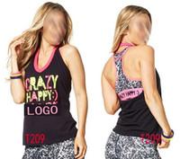 basic cotton clothing - new yoga clothes vest basic shirt sports dance fitness top Women s fashion vest Sports vest