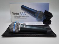 Wholesale Hot sell version vocal Karaoke microfone dynamic wired handheld microphone