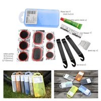 21338 best bike box - ROSWHEEL Bike Bicycle Cycling Tire Repair Kit Set Patch Rubber Portable Box Best Quality