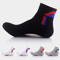 Wholesale high quality anti slip Sport Men s socks breathable Autumn winter casual cotton sock for men Socks Breathable