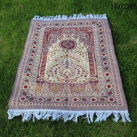 Wholesale Newest Design Hot Sale High Quality MashaAllah Travelling Islamic Prayer Mat rug carpet Salat Musallah