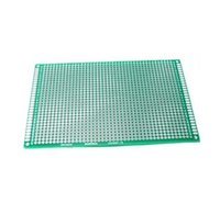 Wholesale 8x12cm Double Side Board DIY Prototype Paper PCB thickness mm universal plate brassboard Glass fiber spray tin Good Quality