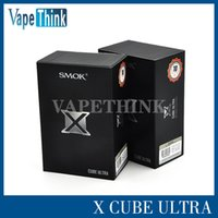 Wholesale Original Smok Xcube Ultra w Bluetooth Temp Control Box Mod OTA Technology With X3 Chip VS Ipv Li ipv s From Vapethink