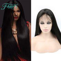Precio de Peluca recta sin cola peruana llena del cordón-Perlas peruanas del pelo humano del cordón del pelo virginal peruano de Glueless 8