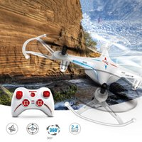 Wholesale Syma X13 D Flips Flying Ghz CH Axis Mode RC Quadcopter Drone LED White