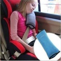 Wholesale Enhanced version of the children s cover is the car seat belt shoulder pad sets child restraint supplies multi color optional