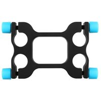 Wholesale FOTGA DP3000 Offset Riser Rail Block Clamp for mm Rod DSLR HDV Rail Rig System