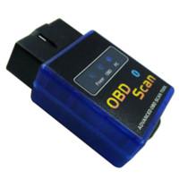 Wholesale Mini Elm327 bluetooth OBDII ELM Bluetooth OBD2 Protocols Auto Diagnostic Scanner Code Readers amp Scan Tools
