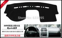 Wholesale VW polo Dashboard mat dark visor keeps sun
