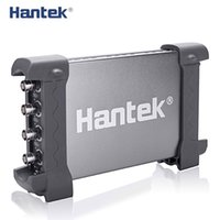 Wholesale Hantek USB Oscilloscopes BD Osciloscopio Portable Digital Channels MHz Oscillograph with MHz Signal Generator