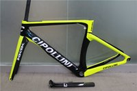 Wholesale 2016 newest nk1k carbon road frame T800 k ud carbon road bike frame complete bike Carbon fiber bicycle frame for ems