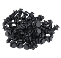 Wholesale 10mm Auto Vehicle Car Bumper Clips Retainer Fastener Rivet Door Panel Fender Liner For Honda hot selling