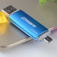Wholesale Smare OTG USB Flash Drive GB GB GB GB Pen Drive Smartphone Pen Drive USB Flash Drive for smart phone