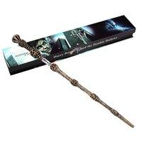 albus dumbledore wand - Movie Cosplay Albus Dumbledore The Elder Magic Wand Toys In Box