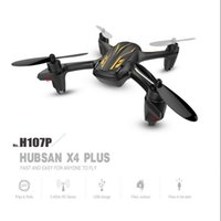 Wholesale Hubsan X4 Plus H107P GHZ CH RC Quadcopter With LED RTF