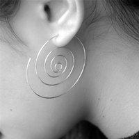 Wholesale Women Lady Novelty Punk Screw Shape Earring Stud Earrings Party Jewelry Earrings Ear Hoop Valentine Gift Colors