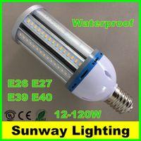 20w led bulb - Ultra Bright LED Corn Bulbs W W W W W W W W W W E27 E39 E40 LED Lamp waterproof AC V