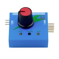 Wholesale 1Pcs Newest CCPM Multi Servo Tester Servo Consistency Master for RC Helicopter Hot Worldwide