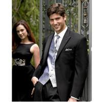 best men s blazers - New Men s suits Groomsman Bridegroom piece tuxedos best mens suits Jacket Pants men blazer dress groom suits