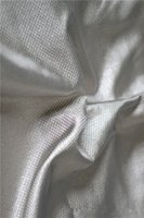 Wholesale High Quality Emi Shielding Plaid Silver Fiber Anti Radiation Safety Fabric Functional Fabric Healthy To Body Fabric