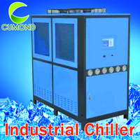 air coolers suppliers - 50HP industrial air cooled chiller CUM AC China Supplier Industrial scroll air cooled water chiller for plastic injection molding machine