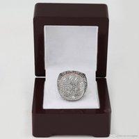 alabama band - WITH WOOD BOX NCAA Alabama Crimson Tide D design High quality Replica Championship ring STR0